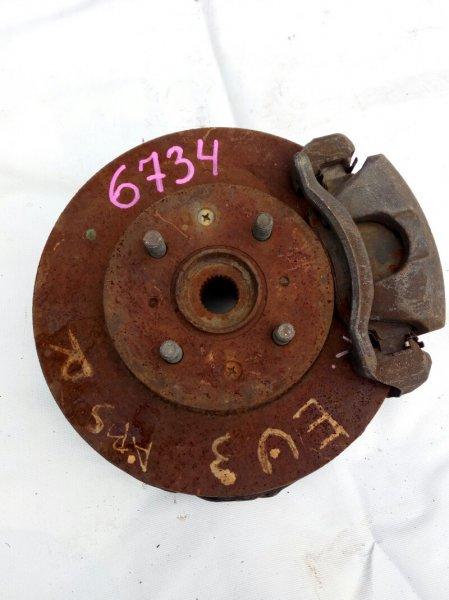 ступица HONDA CIVIC EU3 D17A 2000-2005 передний правый