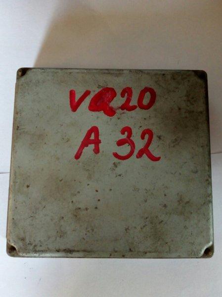 блок управления двигателя NISSAN CEFIRO A32 VQ20DE 1994-2000