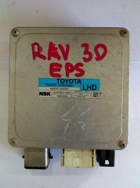 блок управления рулевой рейкой TOYOTA RAV4 ACA31 2AZ-FE 2005-2008