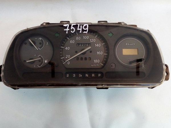 щиток приборов TOYOTA DUET M100A EJ-VE 1998-2004