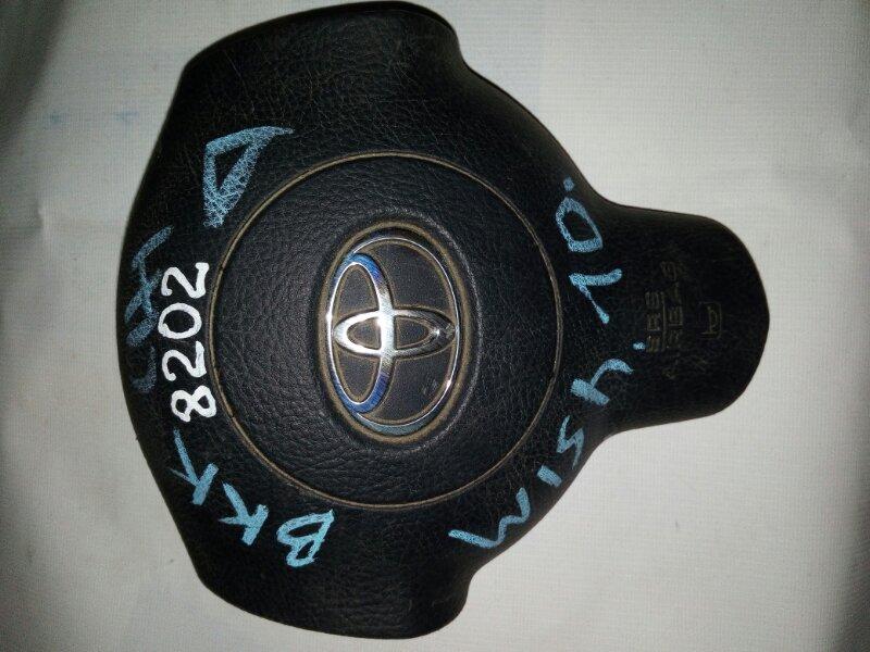 подушка безопасности TOYOTA WISH ZNE10 1ZZ-FE 2005-2009