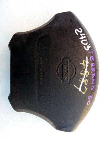 подушка безопасности NISSAN TERRANO RR50  1995-2002