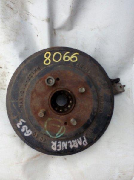 ступица HONDA PARTNER GJ3 L15A 2006-2010 задний левый