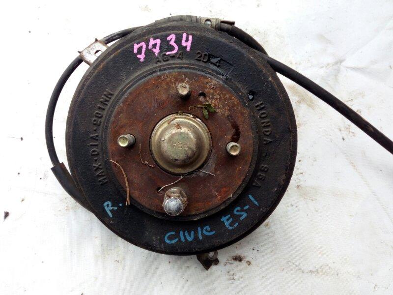 ступица HONDA CIVIC FERIO ES1 D15B 2001-2005 задний правый