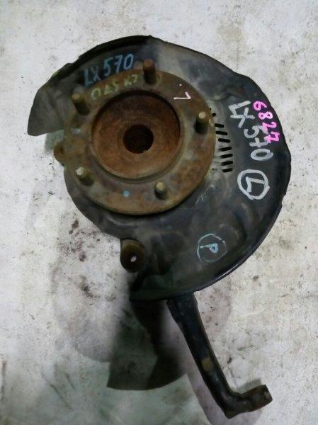ступица LEXUS LX570 URJ201 3UR-FE  передний левый