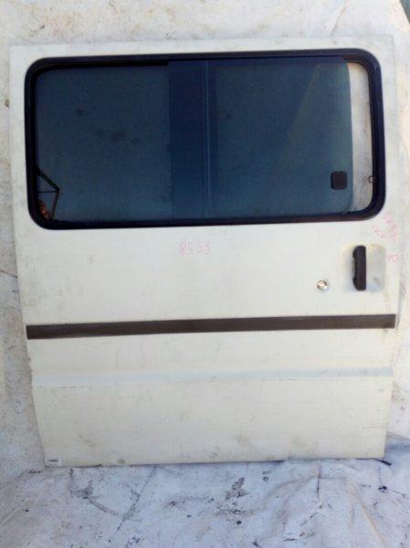 дверь NISSAN VANETTE SK82MN F8 1999-2008 задний правый