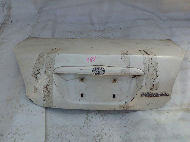 крышка багажника TOYOTA VEROSSA GX110 1G-BEAMS 2001-2004