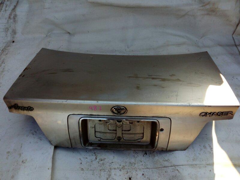 крышка багажника TOYOTA CHASER GX100 1G-BEAMS 1996-2001