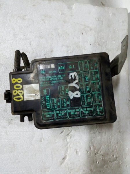 блок предохранителей HONDA PARTNER EY8 D16A 1996-2006