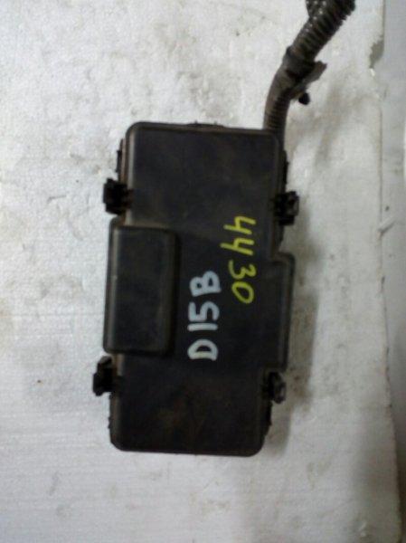 блок предохранителей HONDA CIVIC FERIO ES1 D15B 2001-2005