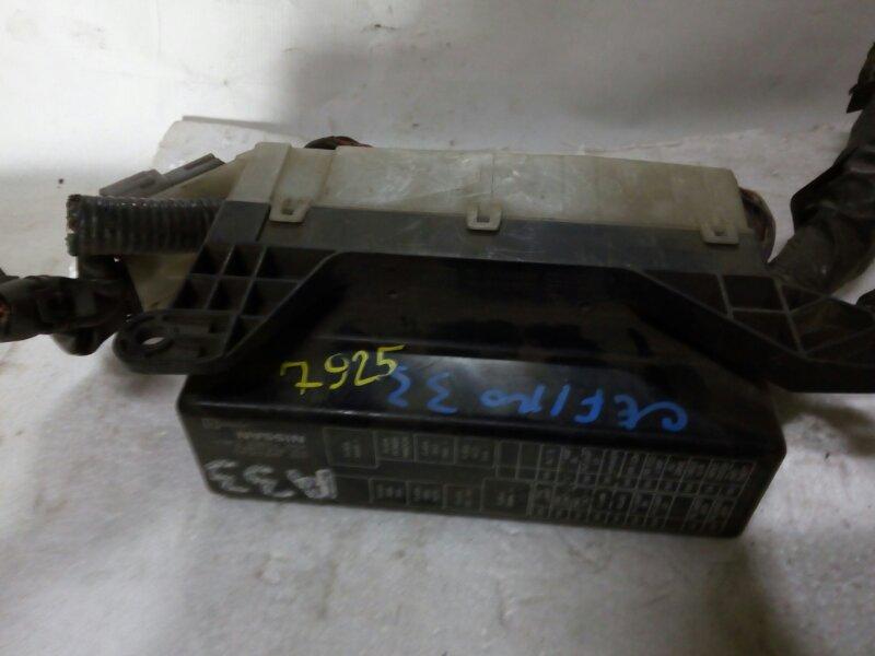 блок предохранителей NISSAN CEFIRO PA33 VQ25DD 1998-2003