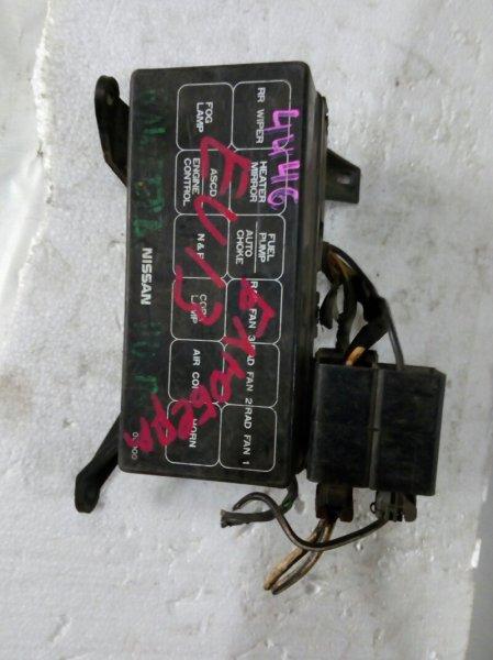 блок предохранителей NISSAN BLUEBIRD EU14 SR18DE 1996-2001
