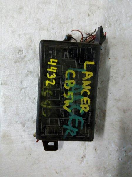 блок предохранителей MITSUBISHI LANCER CB3A 4G91 1991-1995