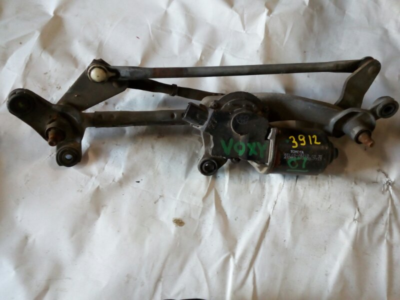мотор дворников TOYOTA VOXY AZR60 1AZ-FSE 2001-2004