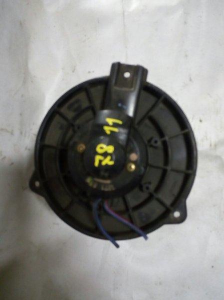 мотор печки TOYOTA WISH ZNE10 1ZZ-FE 2005-2009