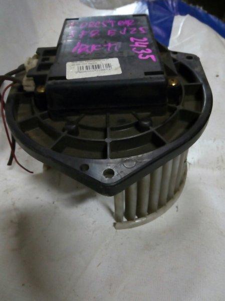 мотор печки SUBARU FORESTER SF9 EJ254 2000-2002