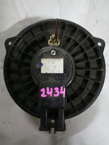 мотор печки SUBARU LEGACY BP5  2003-2006