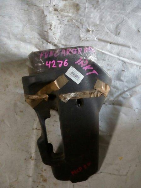 кожух рулевой колонки TOYOTA FUNCARGO NCP20 2NZ-FE 1999-2005