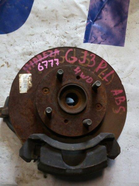 ступица HONDA PARTNER GJ3 L15A 2006-2010 передний левый