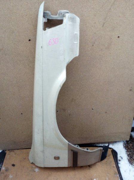 крыло TOYOTA CAMRY PROMINENT VZV20 1VZ-FE 1987-1990 передний правый