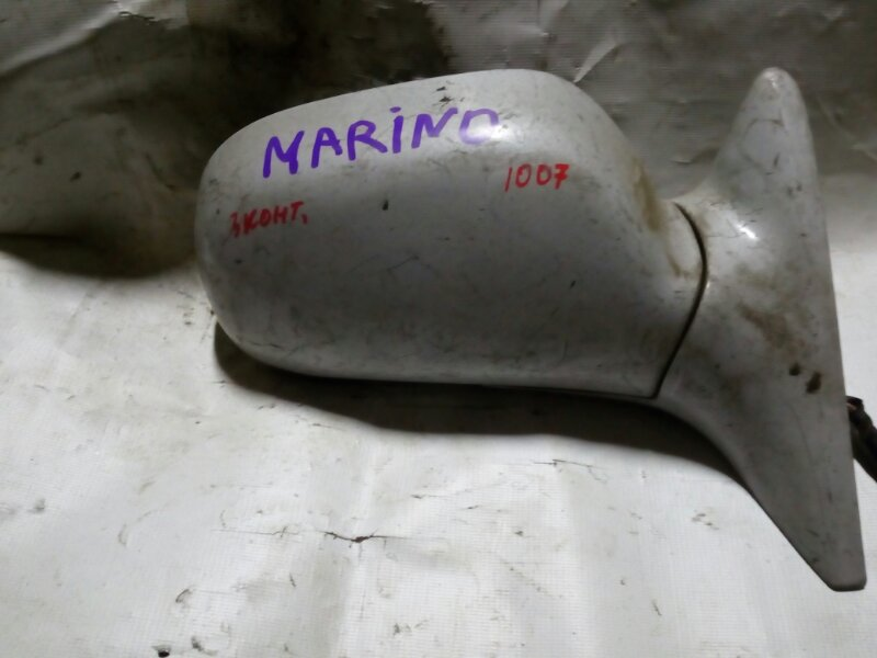зеркало TOYOTA SPRINTER MARINO AE101 4A-FE 1992-1997  правый