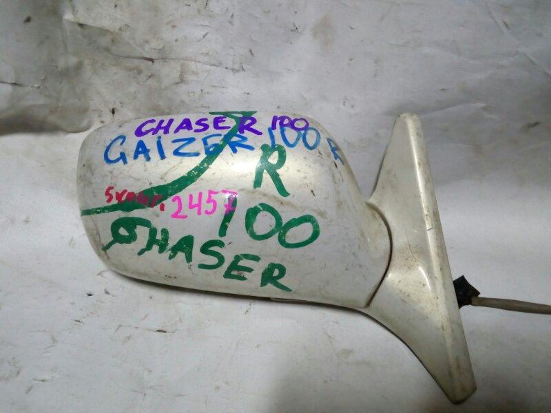 зеркало TOYOTA CHASER GX100 1G-BEAMS 1996-2001  правый