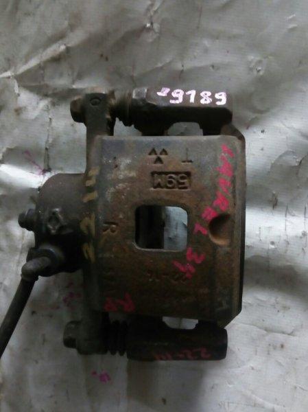 суппорт тормозной NISSAN LAUREL HC34 RB20E 1993-1997 передний левый