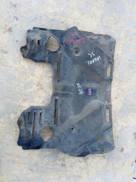 защита двигателя NISSAN LAUREL HC35 RB20DE 1997-2002