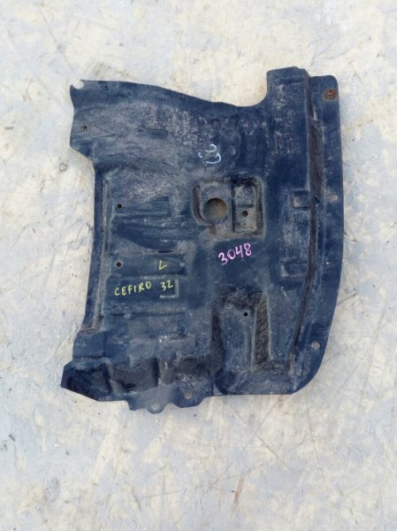 защита двигателя NISSAN CEFIRO A32 VQ20DE 1994-2000  левый