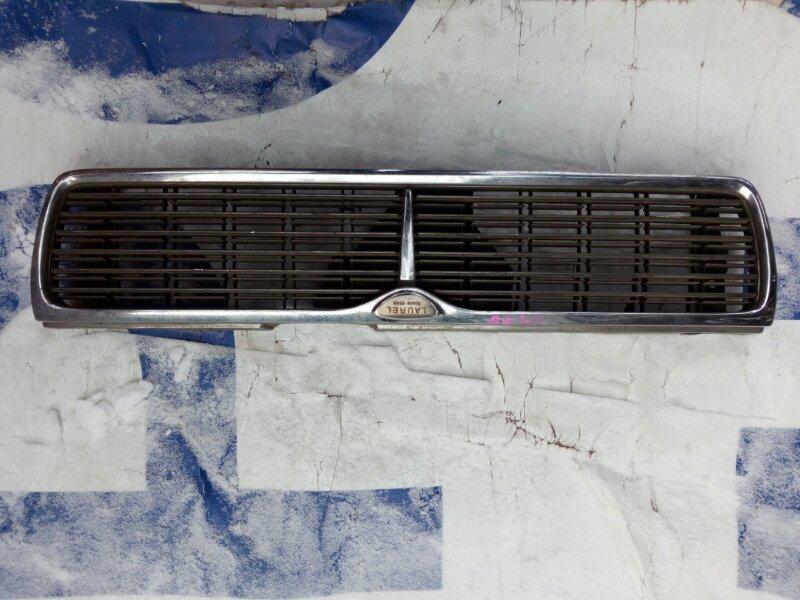 решетка радиатора NISSAN LAUREL EC33 RB25DE 1988-1992