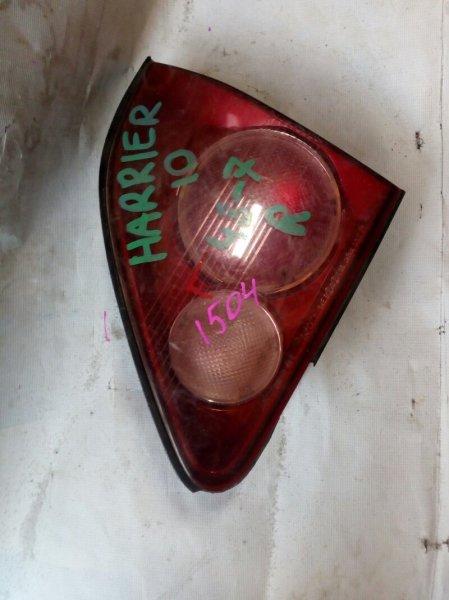 вставка багажника TOYOTA HARRIER MCU15 1MZ-FE 1997-2000  правый