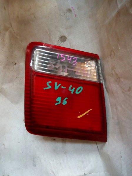 вставка багажника TOYOTA CAMRY SV40 4S-FE 1994-1998  левый