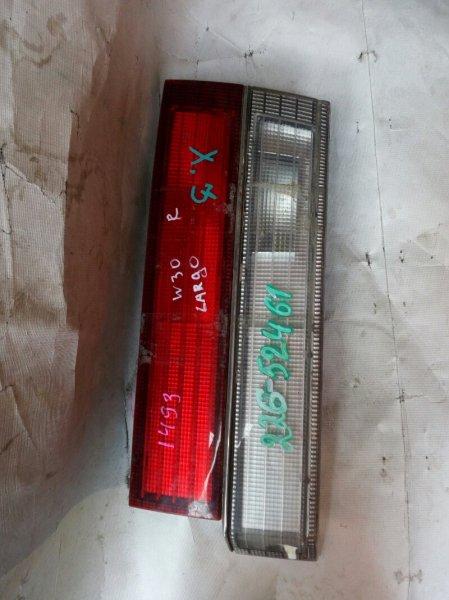 вставка багажника NISSAN LARGO NW30 KA24DE 1993-1996  правый