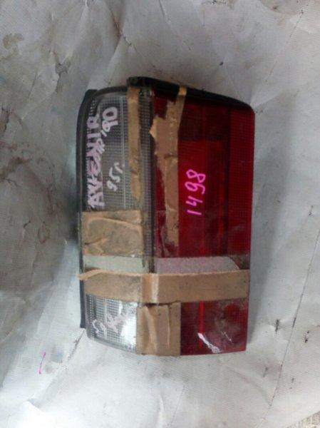 вставка багажника NISSAN AVENIR PW10 SR20DE 1990-1999  левый