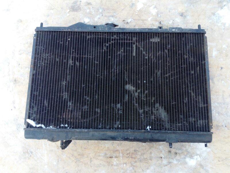 радиатор основной MITSUBISHI GALANT E53A 6A11 1992-1996