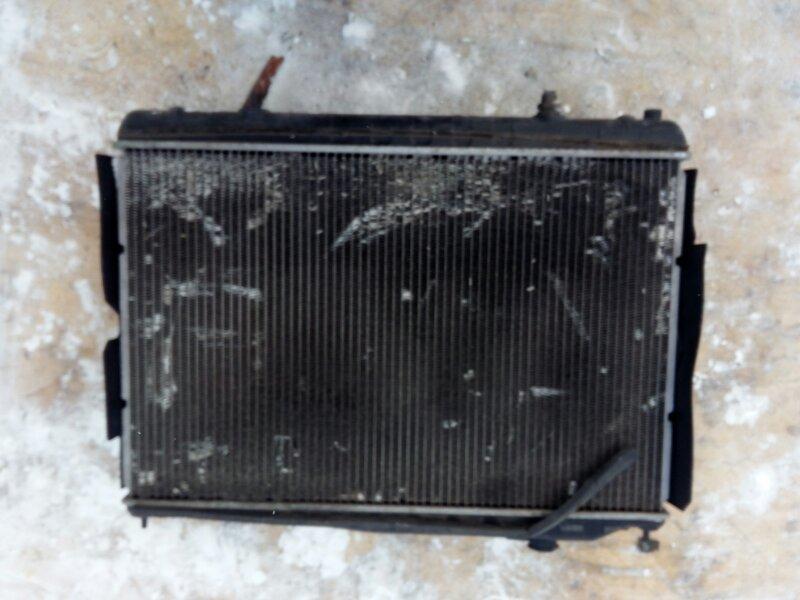 радиатор основной NISSAN CEDRIC Y33 VG20E 1995-1999