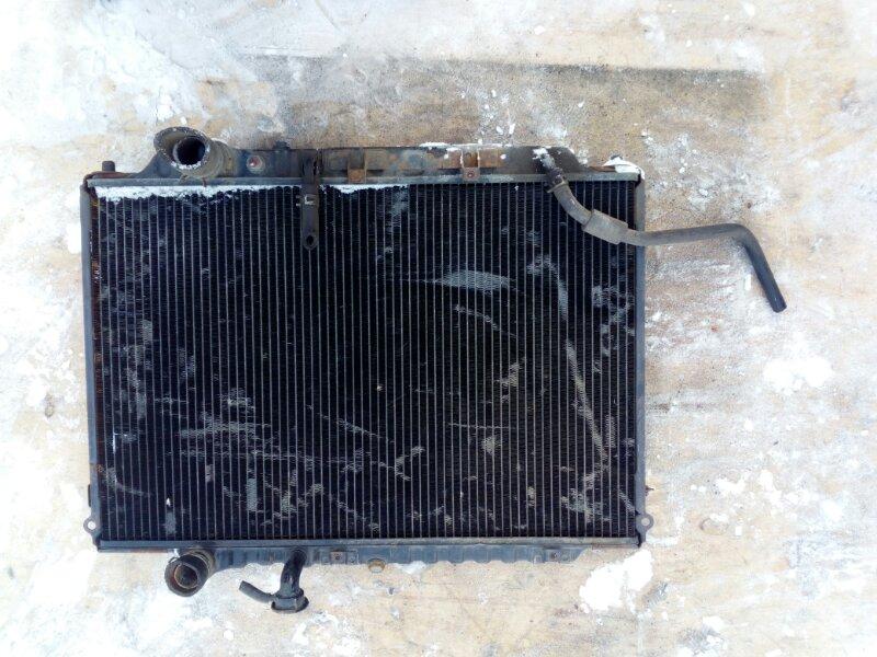 радиатор основной MAZDA MAZDA6