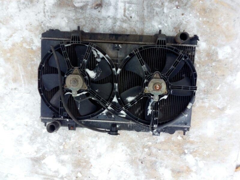 радиатор основной NISSAN AD VEY11 YD22DD 1999-2008