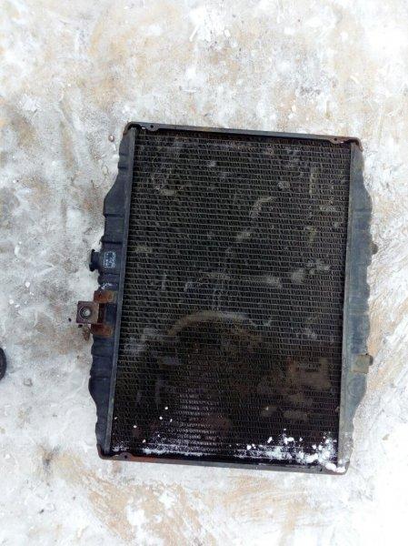радиатор основной MITSUBISHI DELICA P24W 4G64 1990-1997