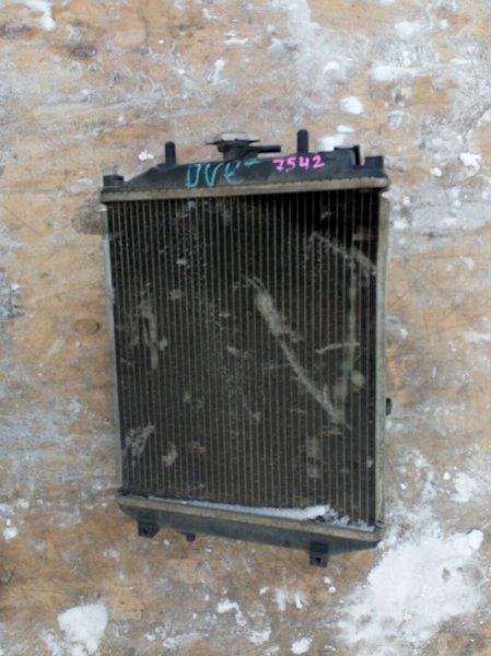 радиатор основной TOYOTA DUET M100A EJ-VE 1998-2004