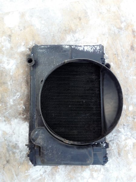 радиатор основной TOYOTA MARK II LX90 2L-TE 1992-1996