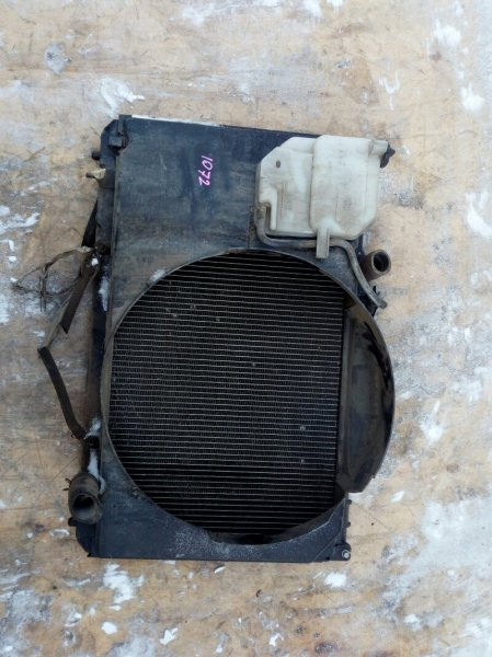 радиатор основной TOYOTA MARK II GX100 1G-BEAMS 1996-2000