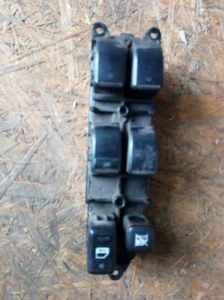 блок управления стеклоподъемниками TOYOTA IST NCP60 2NZ-FE 2002-2007