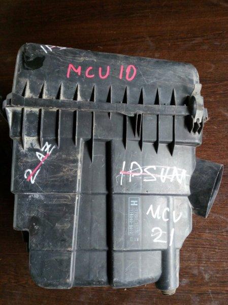 корпус воздушного фильтра TOYOTA HARRIER MCU15 1MZ-FE 1997-2000