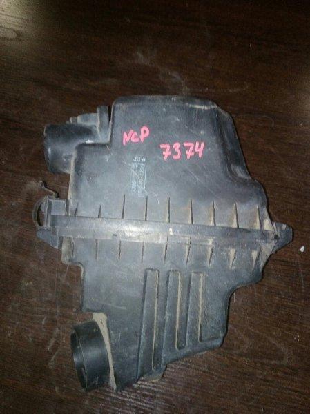 корпус воздушного фильтра TOYOTA IST NCP60 2NZ-FE 2002-2007