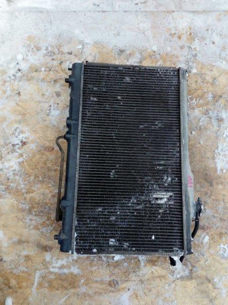 радиатор основной TOYOTA CARINA ED ST200 4S-FE 1993-1998