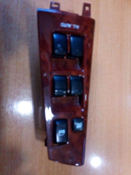 блок управления стеклоподъемниками TOYOTA ALLEX NZE121 1NZ-FE 2002-2004 передний правый
