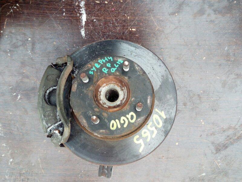 ступица NISSAN BLUEBIRD SYLPHY QG10 QG18DE 2000-2005 передний правый