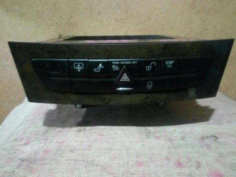блок управления сиденьями MERCEDES-BENZ E-CLASS W211 112.949 2002-2006
