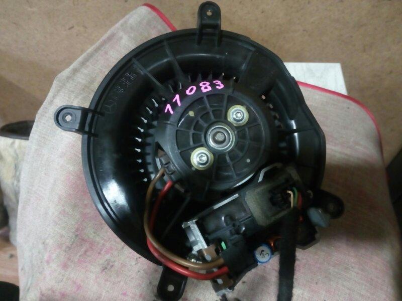 мотор печки MERCEDES-BENZ E-CLASS W211 112.949 2002-2006